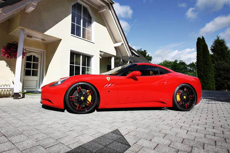 Ferrari California Tuning von CDC-Performance