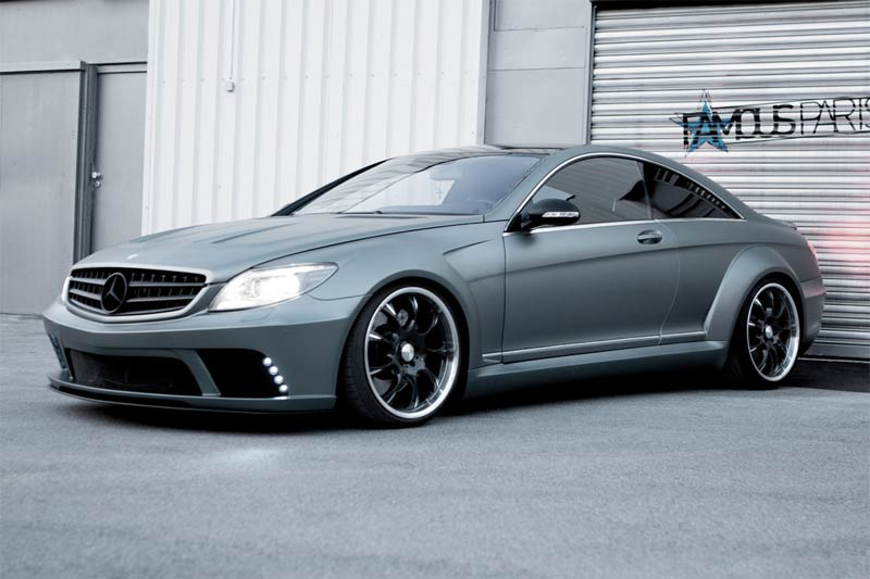 CL63 AMG Tuning - Black Edition Widebody-Kit für den CL63 AMG