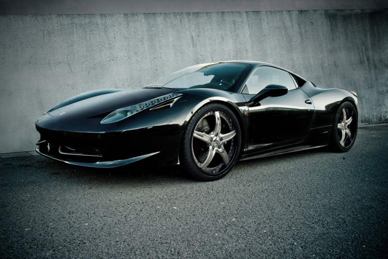 Graf Weckerle Collection Sport - Ferrari 458
