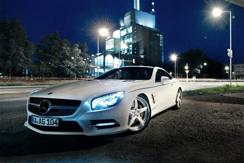 Graf Weckerle Mercedes-Benz SL
