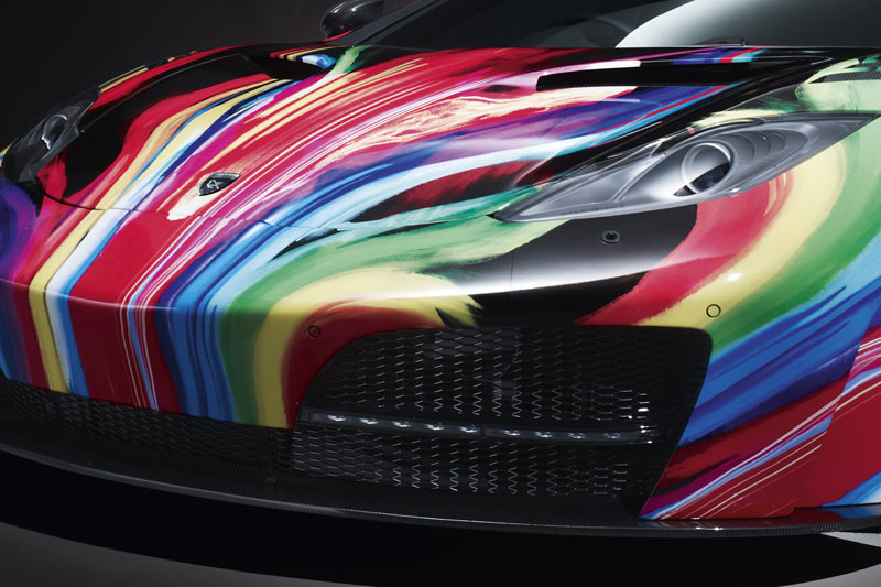 HAMANN memoR Piece of Art McLaren MP4-12C