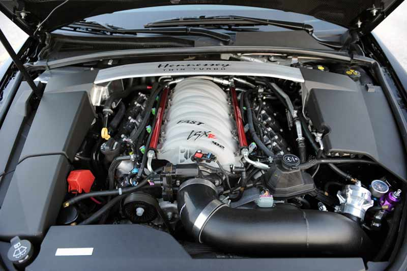 Hennessey Performance VR1200 Twin Turbo
