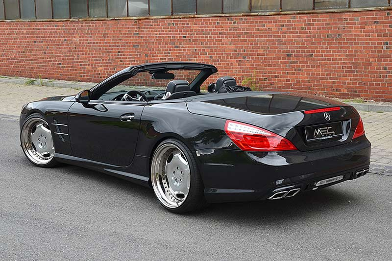 Mercedes-Benz SL Tuning von MEC Design