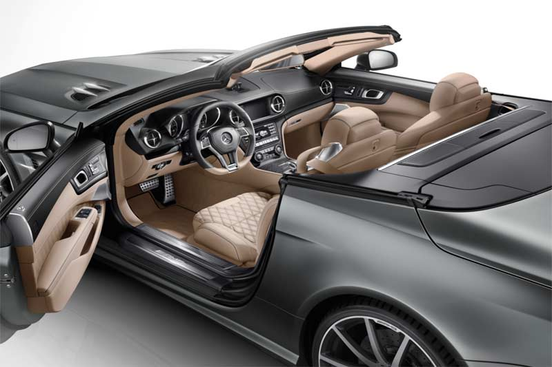 "Mercedes-Benz SL 65 AMG ""45th ANNIVERSARY"""