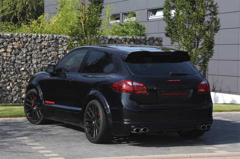 MERDAD Collection Coupé Porsche Cayenne Turbo - Coachbuilding