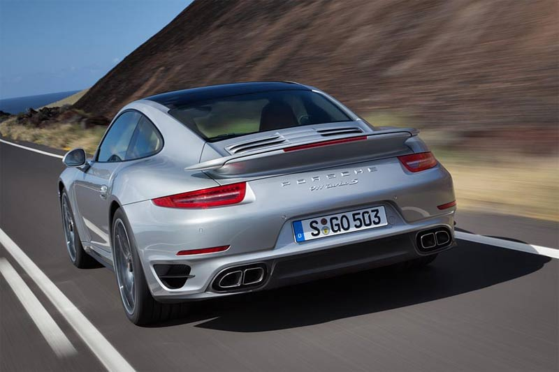 Porsche 911 Turbo und 911 Turbo S