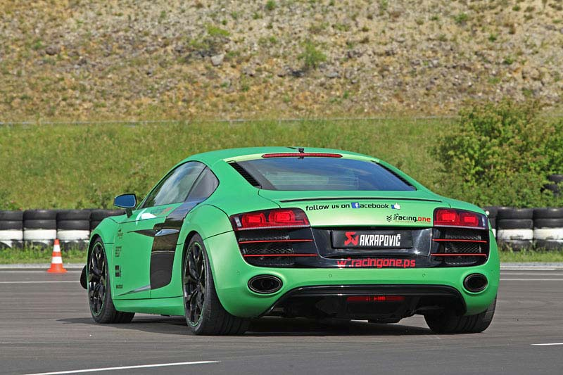 Audi R8 V10 von racing one