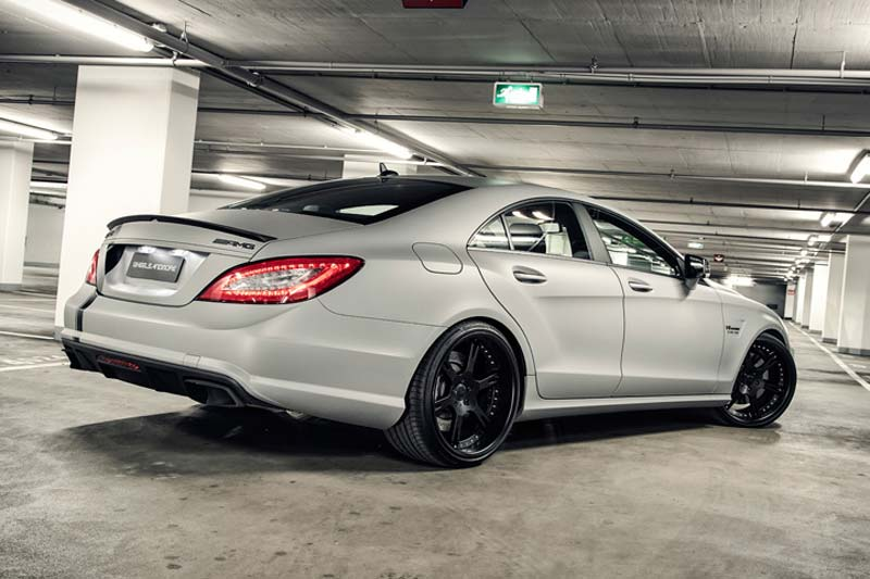 Mercedes Benz CLS 63 AMG Seven-11 by Wheelsandmore