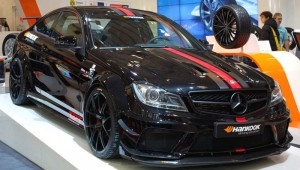 TIKT Black Baron - Mercedes-Benz C63 AMG Black Series