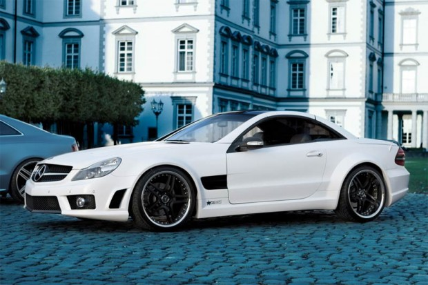 Mercedes-Benz SL 500 Tuning