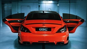 Mercedes-Benz CLS 63 Tuning