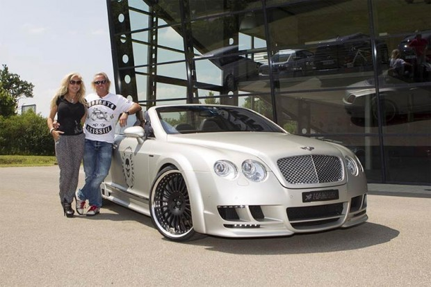 Robert Geis Bentley Continental GTC