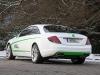 Mercedes-Benz CL 500 Fahrzeugfolierung