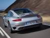 Neuer Porsche 911 Turbo und Turbo S - Heckansicht