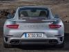 Neuer Porsche 911 Turbo und Turbo S - Heck