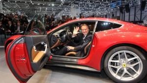 Supersportwagen in Genf