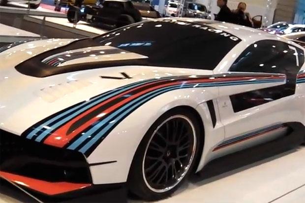 Brivido Martini Racing Giugiaro