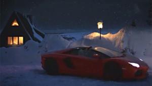 Merry XMas Lamborghini
