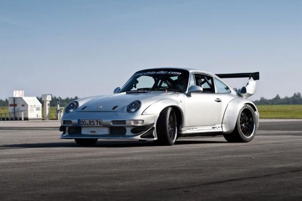 Porsche MC600 mcchip-dkr