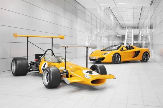 50 Years McLaren