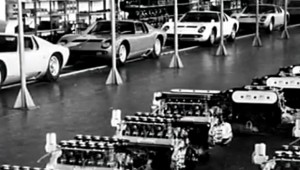 Lamborghini 50th anniversary