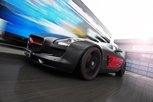 Mercedes-Benz SLS 63 AMG MC700