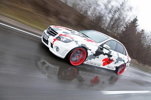 Mercedes-Benz C 63 AMG Tuning