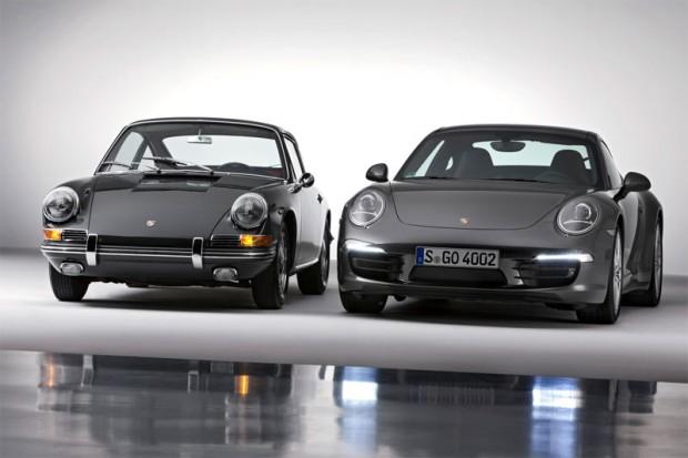 Porsche 911 50. Jubiläum