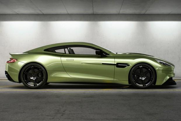Wheelsandmore Aston Martin Vanquish Tuning