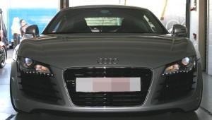 Audi R8 Tuning