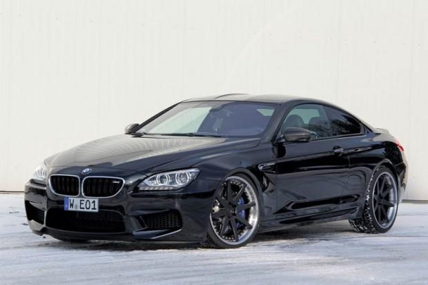 BMW M6 Tuning Manhart Racing