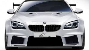 Lumma Design CLR 6 M auf Basis des BMW M6