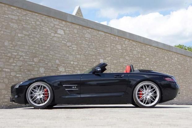 Mercedes-Benz SLS 63 AMG Roadster von Senner Tuning