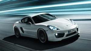 Porsche Cayman Techart