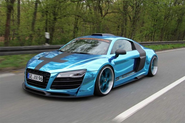 Audi R8 Widebody XXX Performance