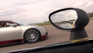 Dragrace Bugatti Veyron 16.4 vs. Koenigsegg Agera S Hundra