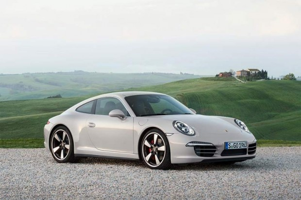 Porsche 911 50 Jahre Jubiläumsmodell
