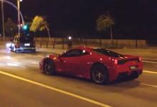 Spyvideo Ferrari 458 Speciale